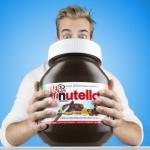 27.300 Kalorien XXL-Nutellaglas